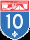 Autoroute 10