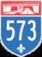 Autoroute 573