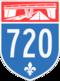 Autoroute 720