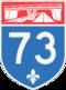 Autoroute 73