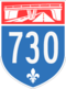 Autoroute 730